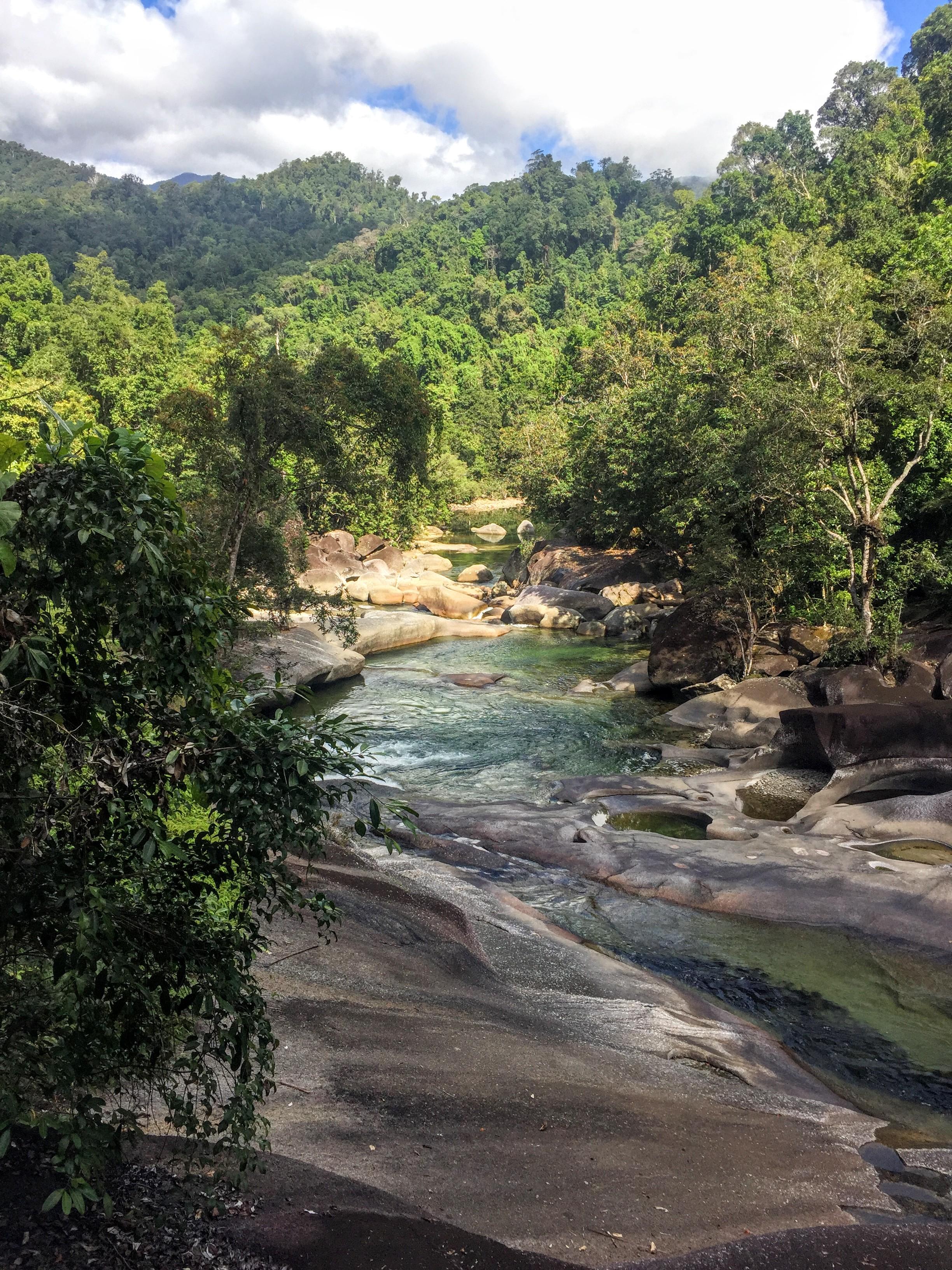 The Babinda Boulders